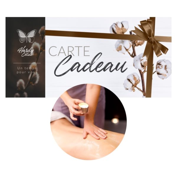Carte cadeau massage Abhyanga